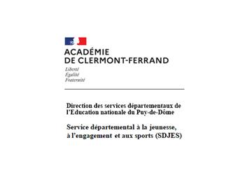 DSDEN du Puy-de-Dôme