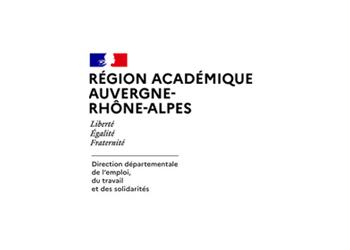 DDETS Auvergne-Rhône-Alpes