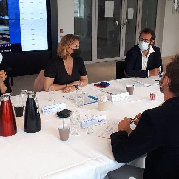 Un échange avec Olivia Grégoire autour des défis de l'économie Sociale & Solidaire