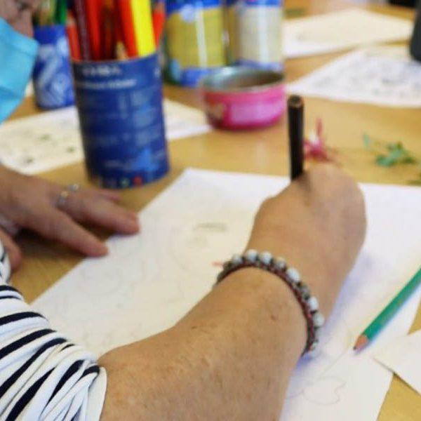 Vichy : Des ateliers d'art au service de la réinsertion sociale