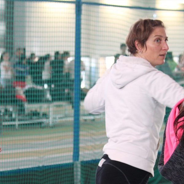 Initiation à l'athlétisme pour les bénéficiaires du DAHLIR Insertion
