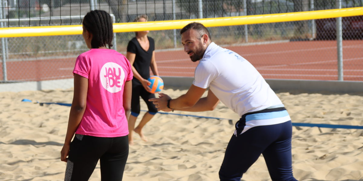 Les sports collectifs de retour sur les ateliers découverte à Clermont-Ferrand