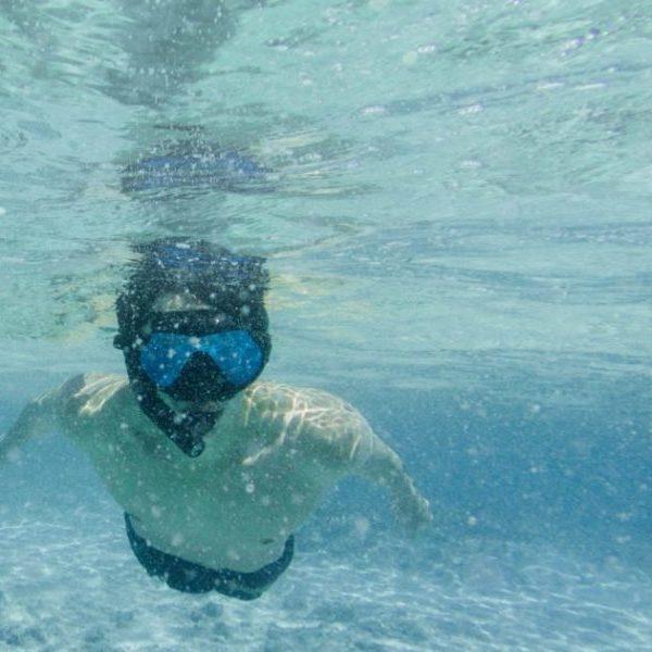 Thomas, un monde sous l'eau