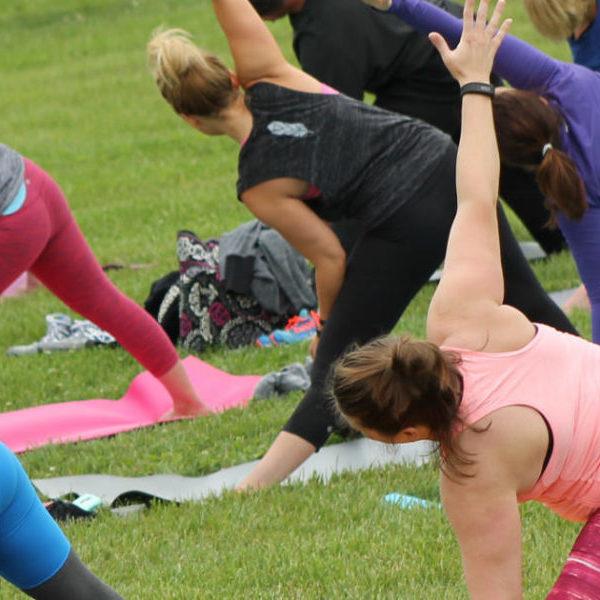 Claudia : la gym, plus qu'une activité, un moyen de créer du lien.