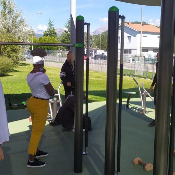 Des activités sportives et culturelles pour les jeunes de l'École de la 2ème chance de Gap