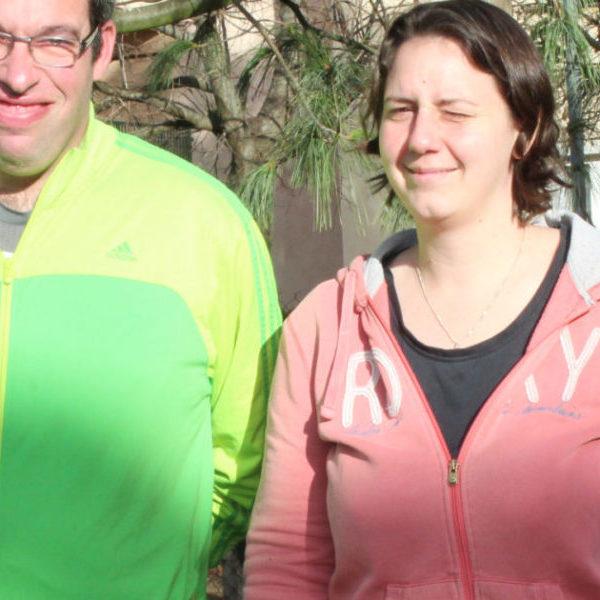 À la rencontre de Nicolas et Amélie : à chacun son sport !